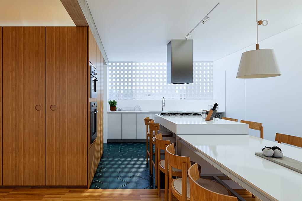 Projeto Apartamento 114S