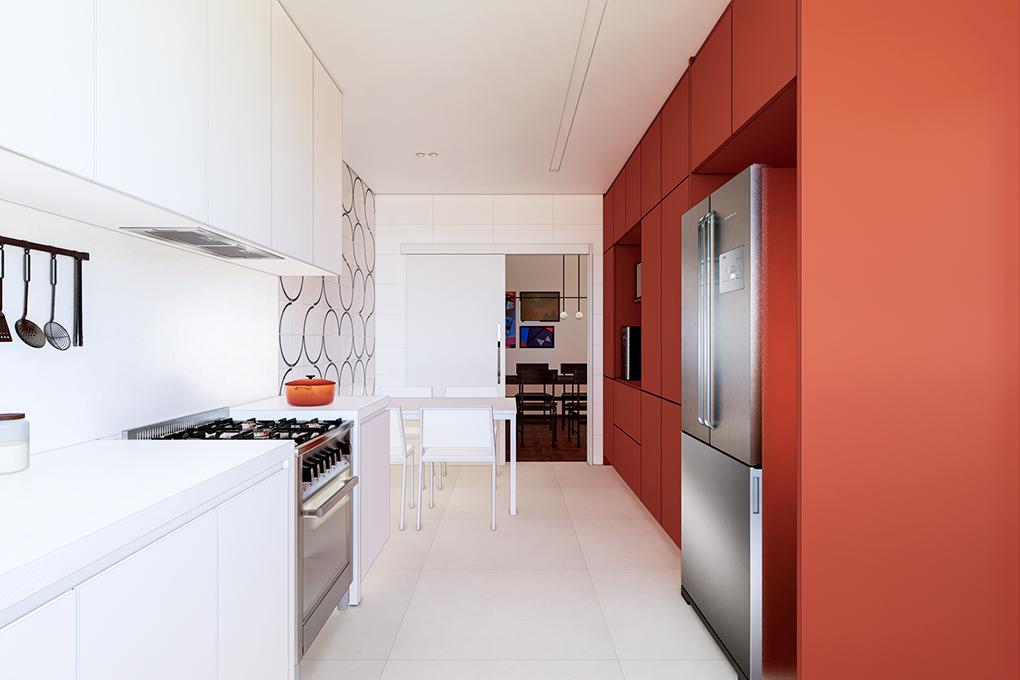 Projeto Apartamento Pessina