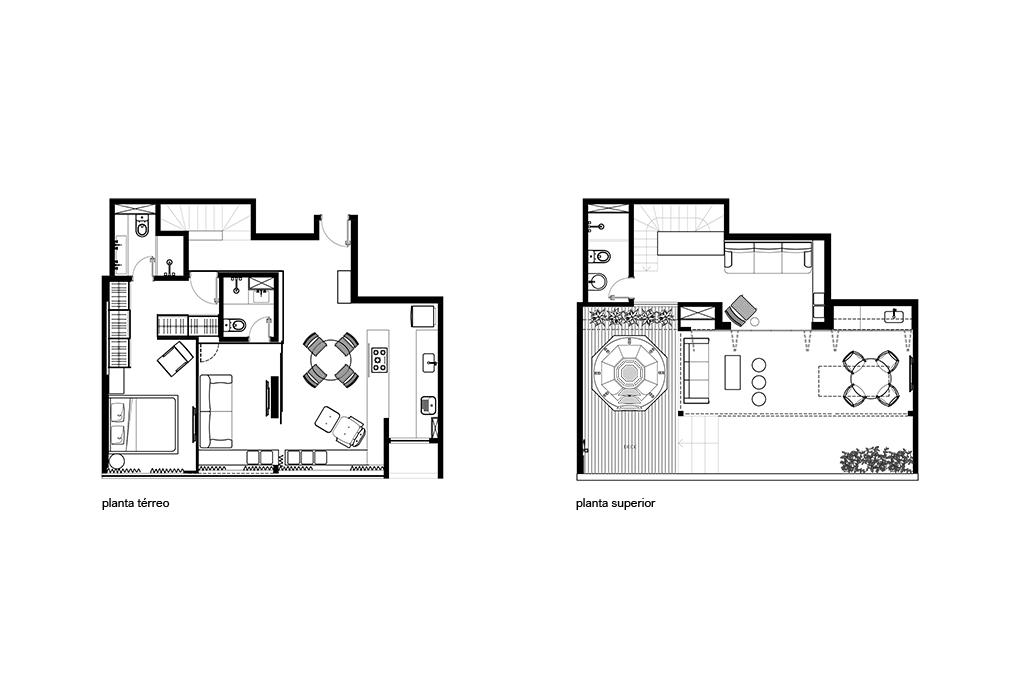 Planta Apartamento 309NW