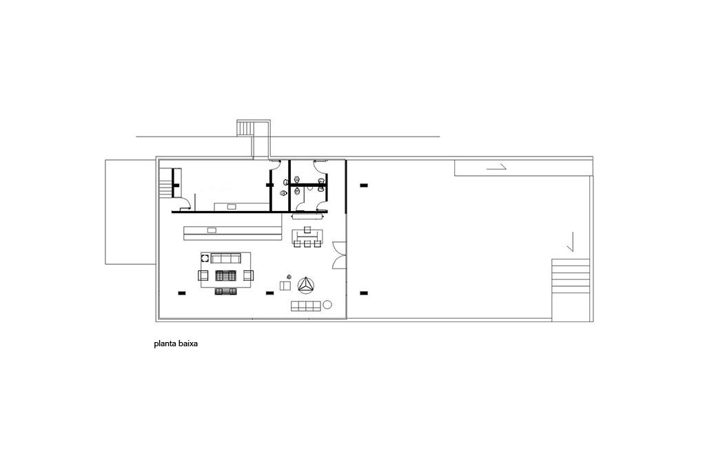 Projeto Casa de Chá