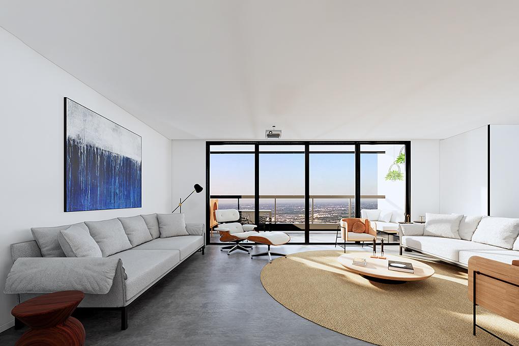 Projeto Apartamento Park Sul